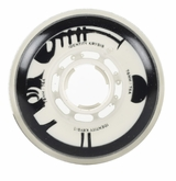 Rink Rat Identity Krysis 76A Roller Hockey Wheel - Black/White