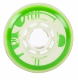 Rink Rat Identity Krysis 78A Roller Hockey Wheel - Green/White