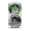 Rink Rat Identity Split 76A Roller Hockey Wheel - Black/White - 4 Pack