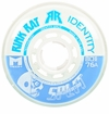 Rink Rat Identity Split 76A Roller Hockey Wheel - Blue/White