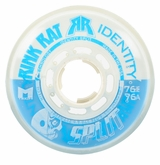Rink Rat Identity Split 76A Inline Hockey Wheel - Blue/White