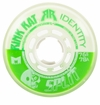 Rink Rat Identity Split 78A Inline Hockey Wheel - Green/White