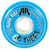Rink Rat Identity Theft 78A Roller Hockey Wheel- Blue