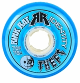 Rink Rat Identity Theft 78A Inline Hockey Wheel- Blue