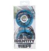 Rink Rat Identity Theft 78A Roller Hockey Wheel - Blue - 4 Pack