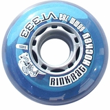 Rink Rat Retro VT333 78A Inline Hockey Wheel - Blue