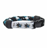 Pro Guard San Jose Sharks Skate Lace Bracelet