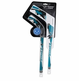 San Jose Sharks Breakaway V2 Mini Stick Set