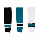 San Jose Sharks Firstar Stadium Hockey Socks