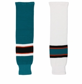 San Jose Sharks Gladiator Cut Resistant Hockey Socks