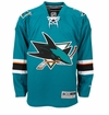 San Jose Sharks Reebok Edge Premier Adult Hockey Jersey