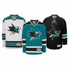 San Jose Sharks Reebok Edge Sr. Authentic Hockey Jersey