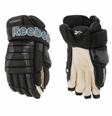 San Jose Sharks Reebok Pro Stock HG852 Hockey Gloves