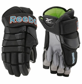 San Jose Sharks Reebok Pro Stock HG90 Hockey Gloves