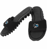 San Jose Sharks Reebok ZigNano Men's Slide Sandals