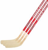 Sher-Wood 5100 ABS Sr. Hockey Stick - 3 Pack