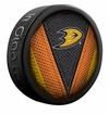 Anaheim Ducks Stitch Puck