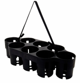 Sher-Wood Heavy Duty Water Bottle Carrier (Holds 8 Bottles)