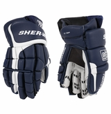 Sher-Wood Nexon N10 Leather Sr. Hockey Gloves
