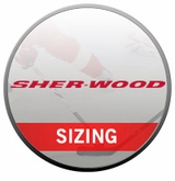 Sher-Wood Shin Guard Sizing Chart