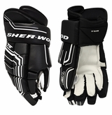 Sher-Wood T50 Sr. 14 Inch Hockey Gloves