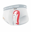 Shock Doctor 212 Core Yth. Brief w/ BioFlex Cup