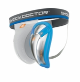 Shock Doctor 213 Basix Teen Supporter w/BioFlex Cup