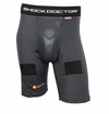 Shock Doctor 270 Basix Sr. Compression Hockey Jock w/Flex Cup