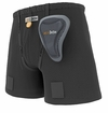 Shock Doctor 278 Girl's Loose Hockey Short w/ Pelvic Protector