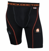 Shock Doctor 362 Sr. Core Hockey Short with Bio-Flex Cup
