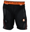 Shock Doctor 371 Sr. Ultra Loose Hockey Short with Ultra Carbon Flex Cup