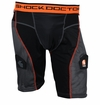 Shock Doctor 372 Ultra Hybrid Sr. Hockey Short w/ Ultra Carbon Flex Cup