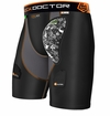 Shock Doctor 373 Sr. Ultra Compression Hockey Short w/AirCore Hard Cup