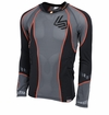 Shock Doctor 572 ShockSkin Impact Sr. Long Sleeve Shirt
