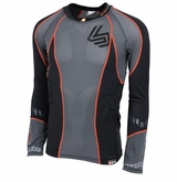 Shock Doctor 572 ShockSkin Impact Yth. Long Sleeve Shirt
