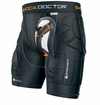 Shock Doctor 580 ShockSkin� Sr. Impact Short w/Ultra Carbon Flex Cup