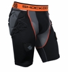 Shock Doctor 590 Sr. Ultra ShockSkin Hockey Short with Ultra Carbon Flex Cup