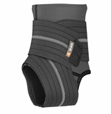 Shock Doctor Ankle Sleeve w/Compression Wrap Support
