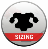 Shoulder Pad Sizing Chart