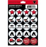 SportStar Hockey Helmet Decal Awards Hockey Combo