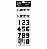 SportStar NHL All In One Helmet Decals Los Angeles Kings - '14 Model