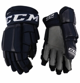 St. John's Ice Caps CCM Pro Stock Hockey Gloves - Jaffray