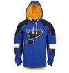 St. Louis Blues Reebok Edge Sr. Pullover Hoody