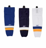 St. Louis Blues Reebok Edge SX100 Junior Hockey Socks