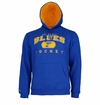 St. Louis Blues Reebok Face-off Playbook Sr. Pullover Hoody