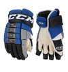 Tampa Bay Lightning CCM 4-Roll Pro Stock Hockey Gloves