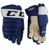 Tampa Bay Lightning CCM 96 Pro Stock Hockey Gloves