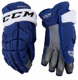 Tampa Bay Lightning CCM HG12 Pro Stock Hockey Gloves - Hedman #77