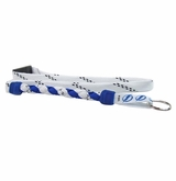 Pro Guard Tampa Bay Lightning Skate Lace Lanyard