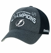 Tampa Bay Lightning Reebok Conference Champions Adjustable Cap